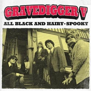 All Black and Hairy - 30th anniversary edition (Black vinyl)